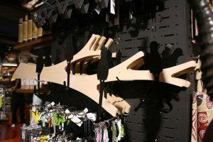 wood pieces cut ct