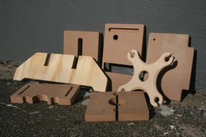 wood components cape town