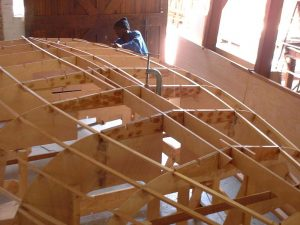 boat making cape town